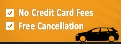 No Credit Card Fees Free Cancellation