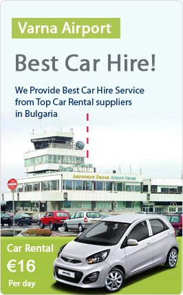 Varna Airport Car Rental